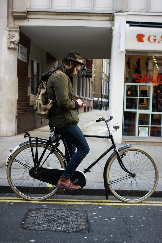 Street Style - Johan, Covent Garden