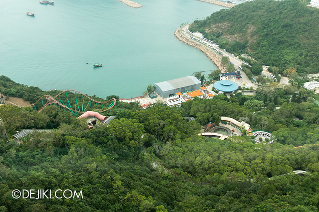 Ocean Park Tower Views: Adventure Land