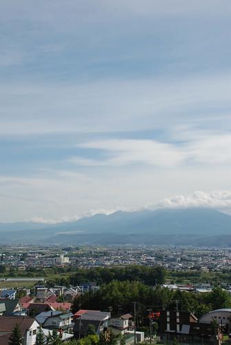 japan clouds hokkaido furano hokkaidoprefecture