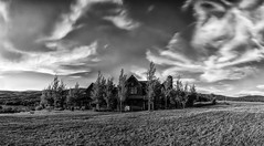 High Aspen Ranch B&W