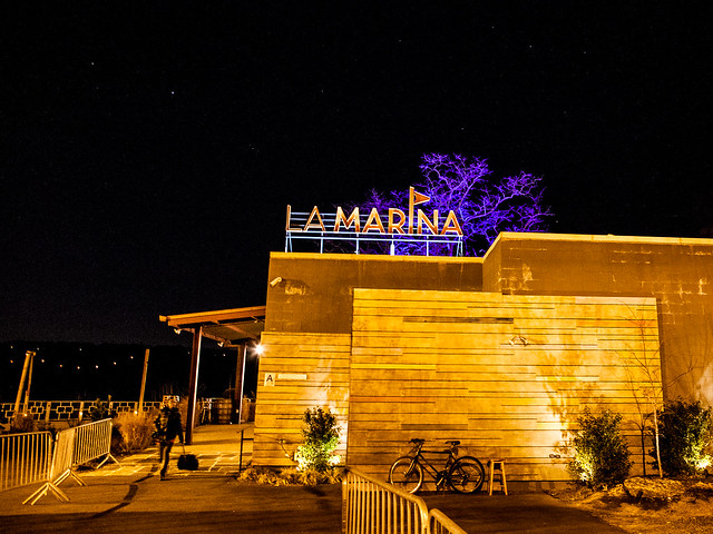 Trouble In The Heights After-Party @ La Marina