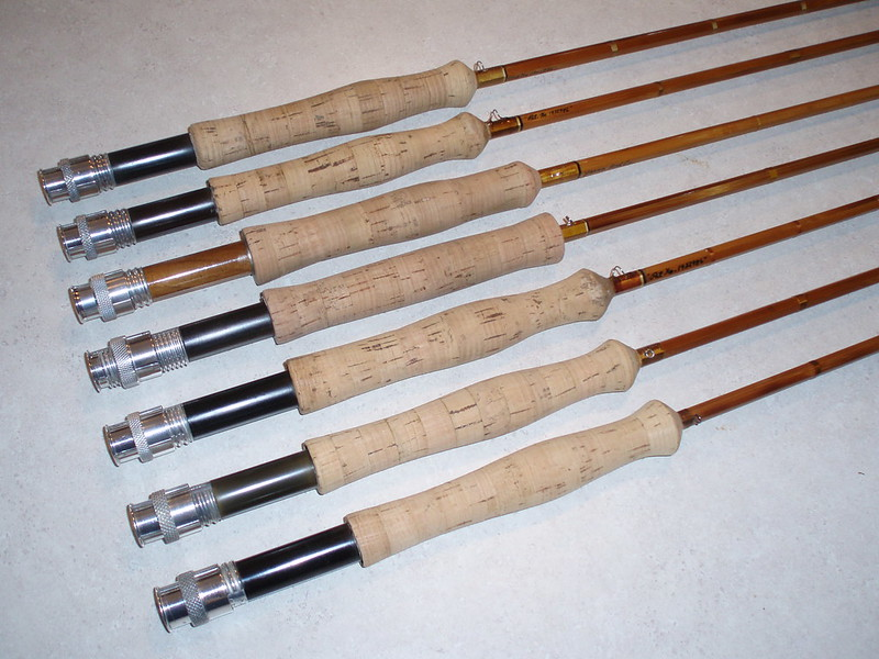The classic fly rod forum e c powell 7 39 2 2 3 3 8 oz for Powell fishing rods