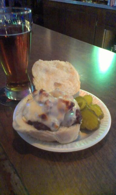 Bacon Cheeseburger @ Joe's Tavern | Spotted on Foodspotting | Flickr ...