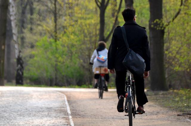 Montar en bicicleta por Berlín
