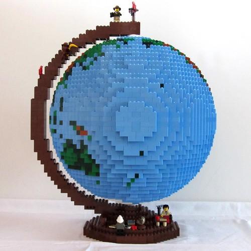 dirks LEGO globe � 05