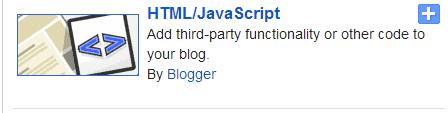 HTML Add