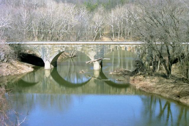 Great Cacapon Railroad Bridge