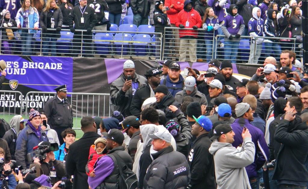 Baltimore+Ravens+