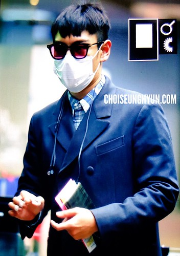 Big Bang - Incheon Airport - 03dec2015 - Choidot - 02
