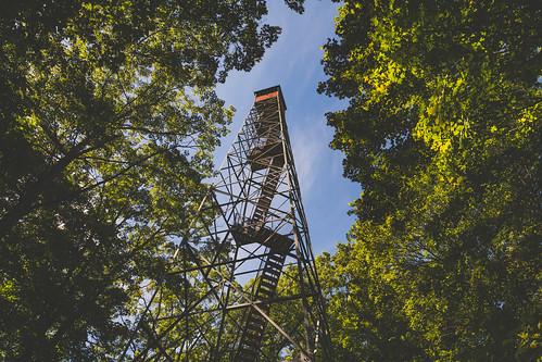 kathio kathiosite kathiostatepark millelacskathio millelacskathiostatepark minnesota firetower observationtower onamia unitedstates us