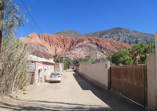 Purmamarca et ses montagnes colorées
