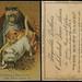 A. J. Peirce & Brother Trade Card, circa 1890s - Valparaiso, Indiana by Shook Photos