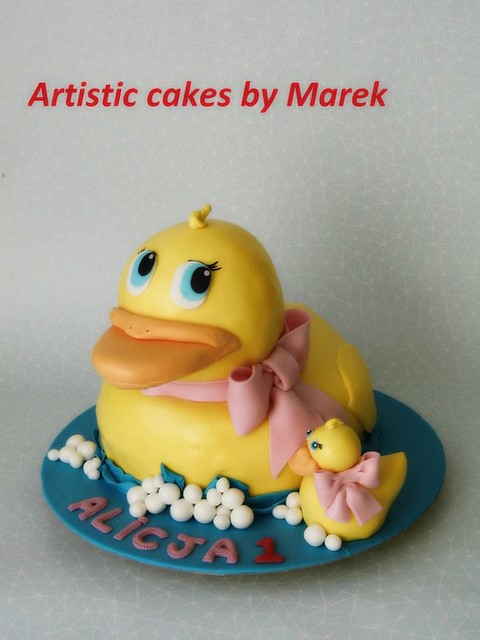 Cake by Marek Chrystian of Artistic Cakes by Marek