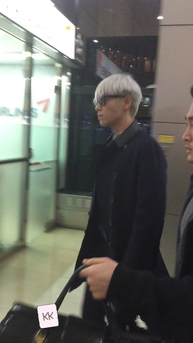 Big Bang - Gimpo Airport - 15jan2015 - TOP - KK_JIWON - 07