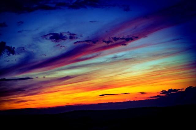 Nightlights and Sky