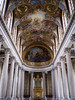 In the Chapel at Versailles