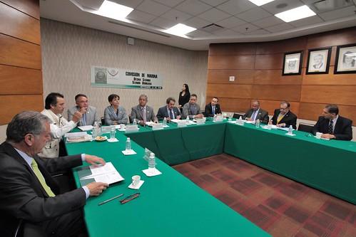 El día 21 de septiembre del 2016 se llevó a cabo en la H. Cámara de Diputados la décima segunda reunión ordinaria de la Comisión de Marina.