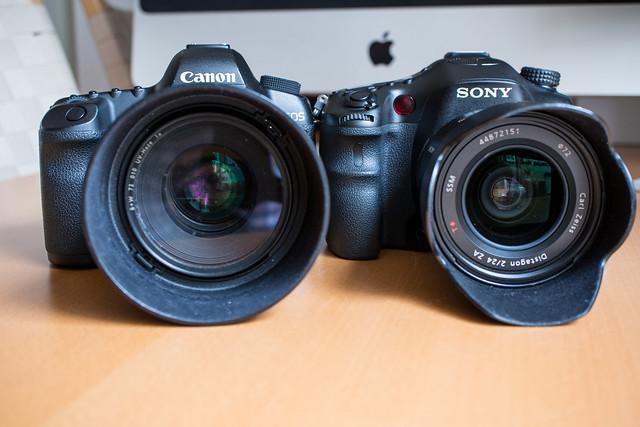 8075234817 4b2ff2aed3 z Toma de contacto con la Sony Alpha99