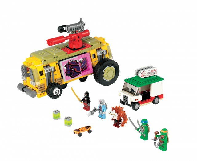 LEGO Teenage Mutant Ninja Turtles (TMNT) - 79104