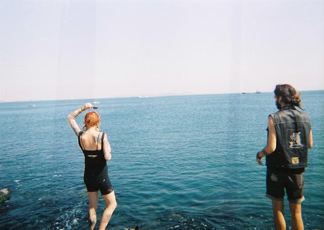 Sea of Marmara.