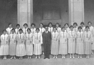 1925 Women's Glee Club