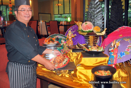 Impiana KLCC Hotel Serves Thai Food