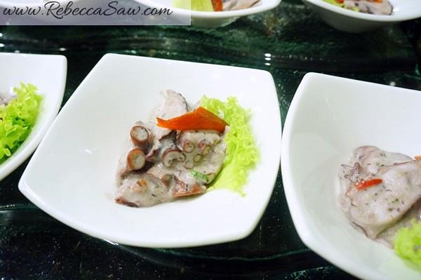 peruvian food KL - Ritz Carlton KL-013
