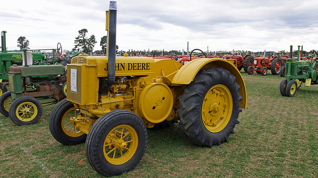 Jd 2010 Industrial Tractor : John deere di industrial tractor flickr photo
