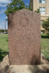 Photo of Black plaque № 13754