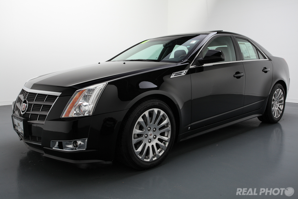 2010 Cadillac CTS 3.6 Sedan in Black Raven - 100528 | Jax Sports ...