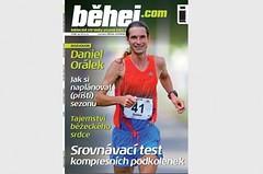 Vyšlo nové číslo časopisu Běhej.com. Přináší velké téma o srdci i rozhovor s Orálkem