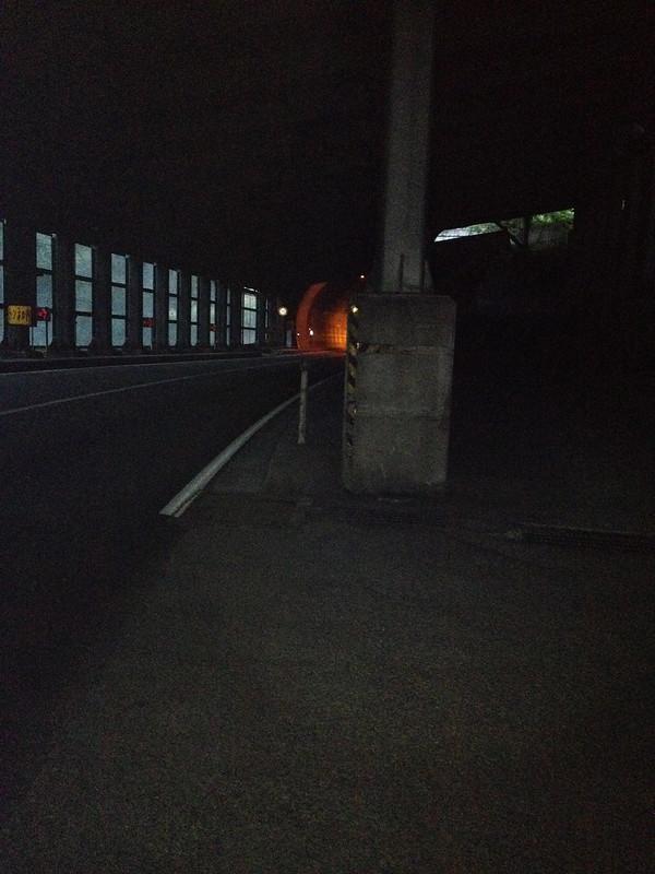 外沢トンネル その4