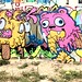 Graffiti at Castle Hill, Austin by theeandrew