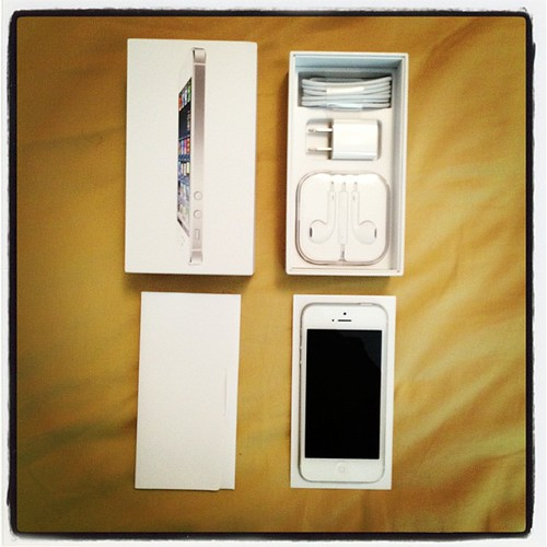 #unboxing, #iphone, #iphone5, #takenwithiphone