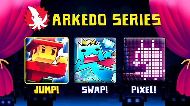 Arkedo Series for PS3