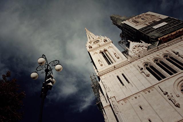 Katedra Wniebowzięcia Najświętszej Maryi Panny w Zagrzebiu / Zagreb - Croatia