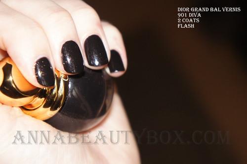 Dior Grand Bal Vernis 901 Diva