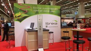 Libreka auf der Frankfurter Buchmesse 2012