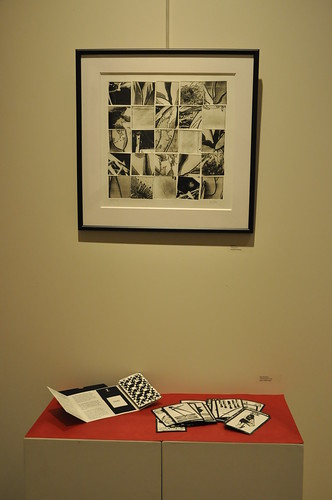 "Mary Ince   ""Fracture 2"" and Erin Woodbrey ""The Domestic Tarot"""