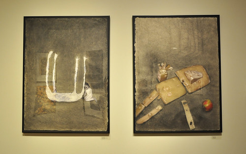 "Frances Jetter, ""Dead Thing with Figure"" and ""William Tell"""