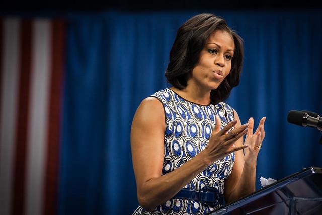 Michelle at UNC-5
