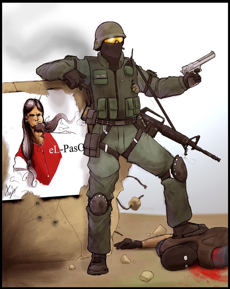 Counter Strike by amiramz