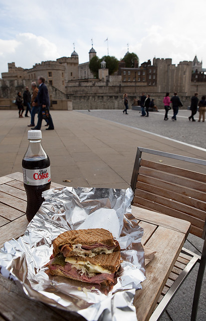 New York Pastrami and the Tower of London