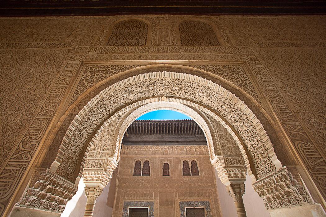 Palacio de comares la alhambra flickr photo sharing - Banos arabes palacio de comares ...