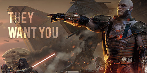 Star Wars: The Old Republic Video Explains Free-to-Play Restrictions