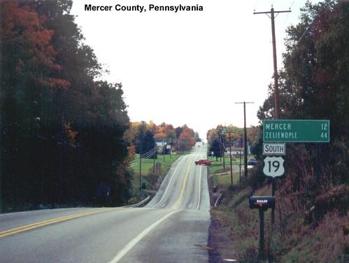 Mercer County PA