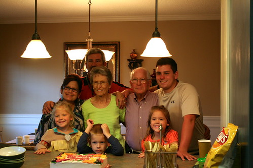 Grandma Hermie's 79th