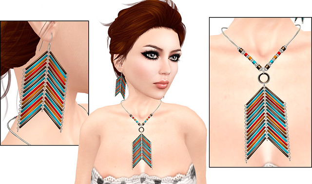 Wishbone Jewelry Set from Amorous.