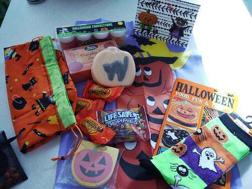 Halloween Swap!