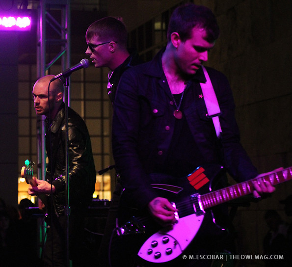 Cold Cave @ The Getty 10/21/12